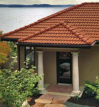 Monier Roofing Tiles: Clay